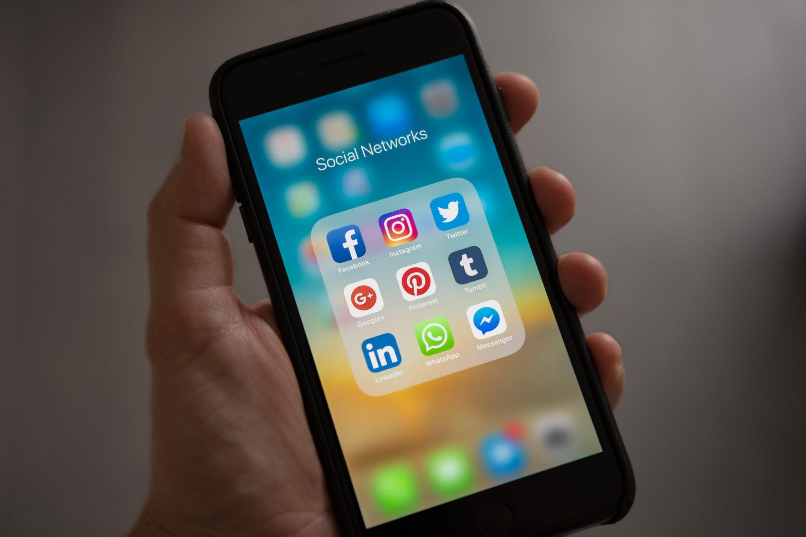 Social-media-bedrijven